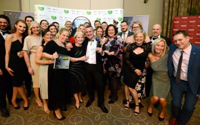 Peterlee contact centre Auxillis wins top regional industry award