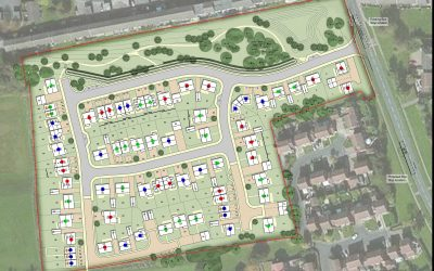 New homes for Peterlee as contracts are signed between Tolent and Chapter Homes