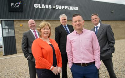 PLG Glass in Peterlee targets growth with £1.3m investment from Lloyds Bank