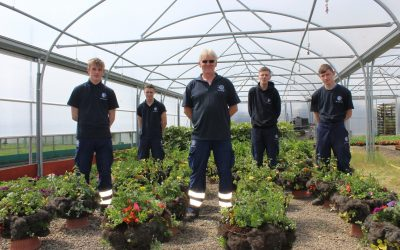 Environmental scheme to help young offenders wins national funding