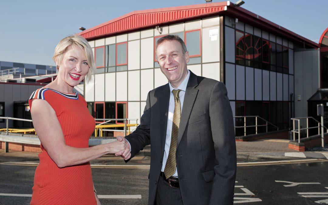 Heather Mills' new Peterlee factory ready for business