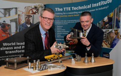Peterlee training facility integrated into The TTE Technical Institute
