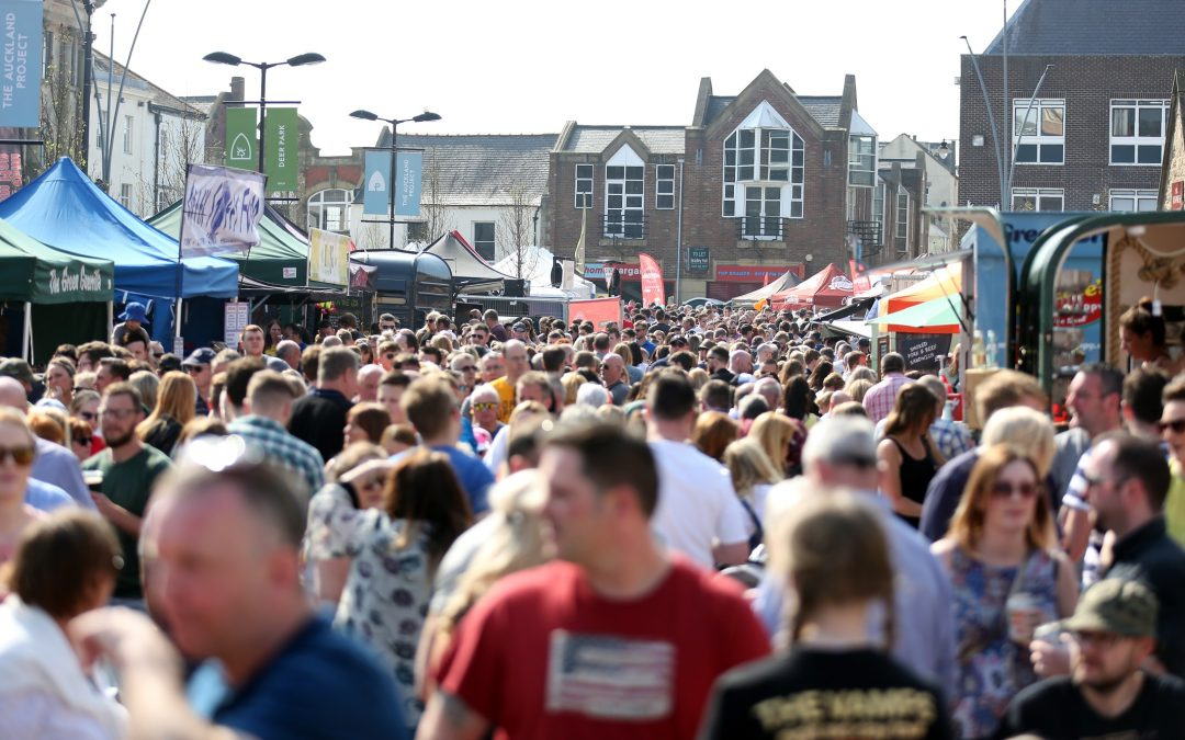 Plan your travel as popular food festival approaches