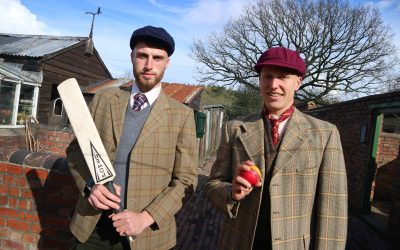 They've smashed it as Cricket World Cup heads to Beamish