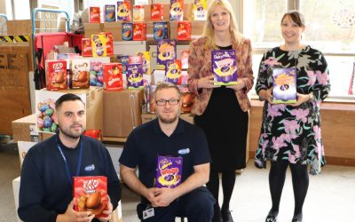 Egg-ceptional number of Easter treats donated for hard up families