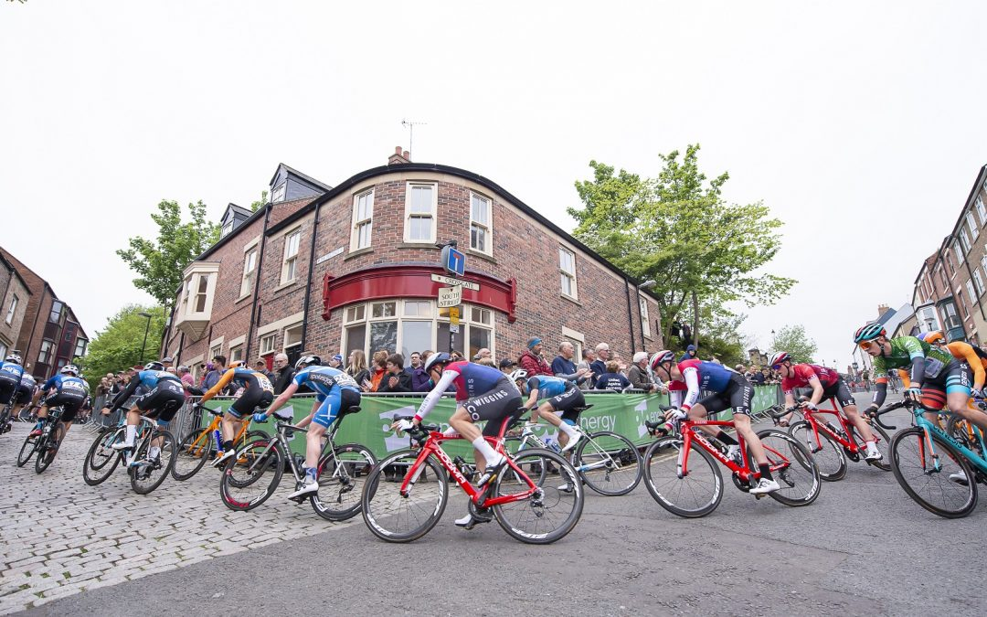 Durham gears up as cycling event returns for a record-breaking tenth time