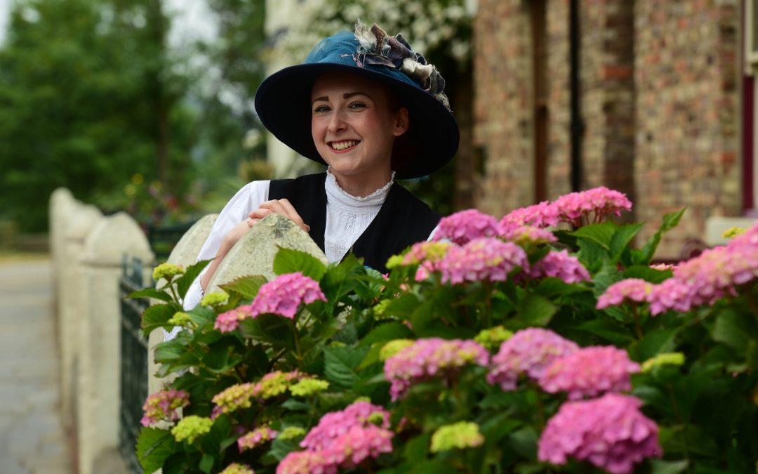 Beamish Museum's Emily wins prestigious national tourism award
