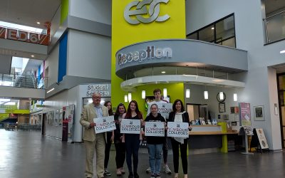 Easington MP backs college's drive to increase investment in further education