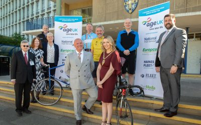 Trimdon and Thornley councillor gears up for 500-mile bike ride