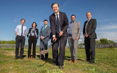 Work starts on new £10.5m raillway station in Horden