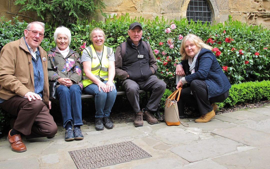 Northumbria in Bloom judges head to Durham for judging