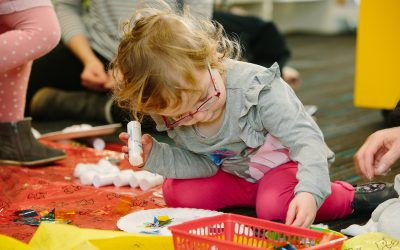 Get crafty this half-term at East Durham libraries