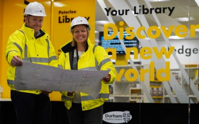 £2m leisure centre and library in Peterlee to re-open next week