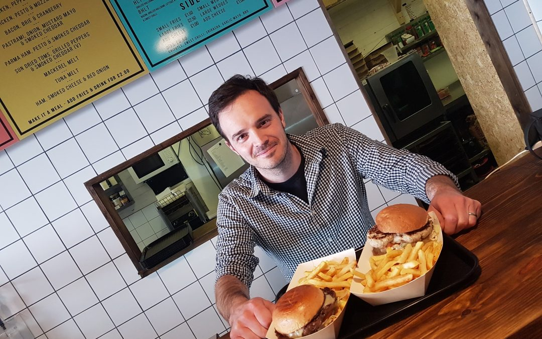 Food Review: Charltons Cafe, Peterlee