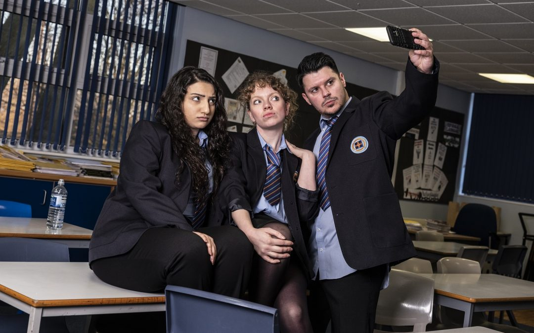 Relive your school days as comedy educates audiences at Durham theatre
