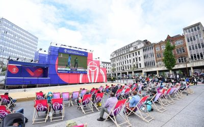 Cricket World Cup fever grips County Durham