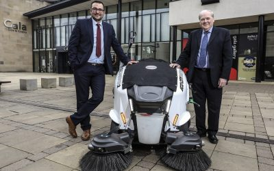 Going green to keep County Durham's streets clean