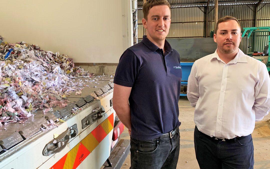 Seaham company announces strategic waste management partnership