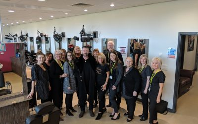 College announces launch of Lee Stafford Hairdressing Academy
