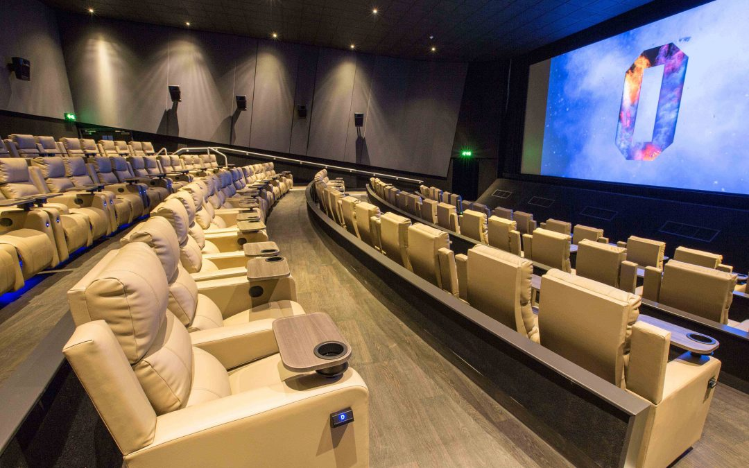 Investment and regeneration continues as new cinema opens its doors in Durham
