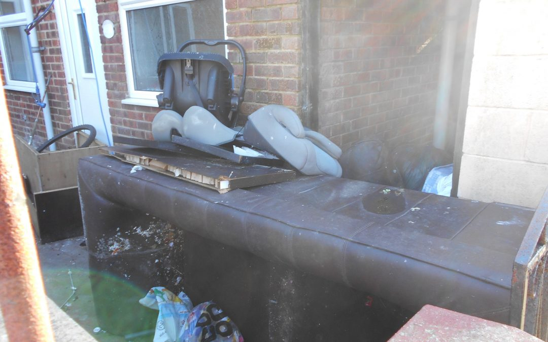 Blackhall woman fined £1,300 for repeatedly leaving rubbish outside her home