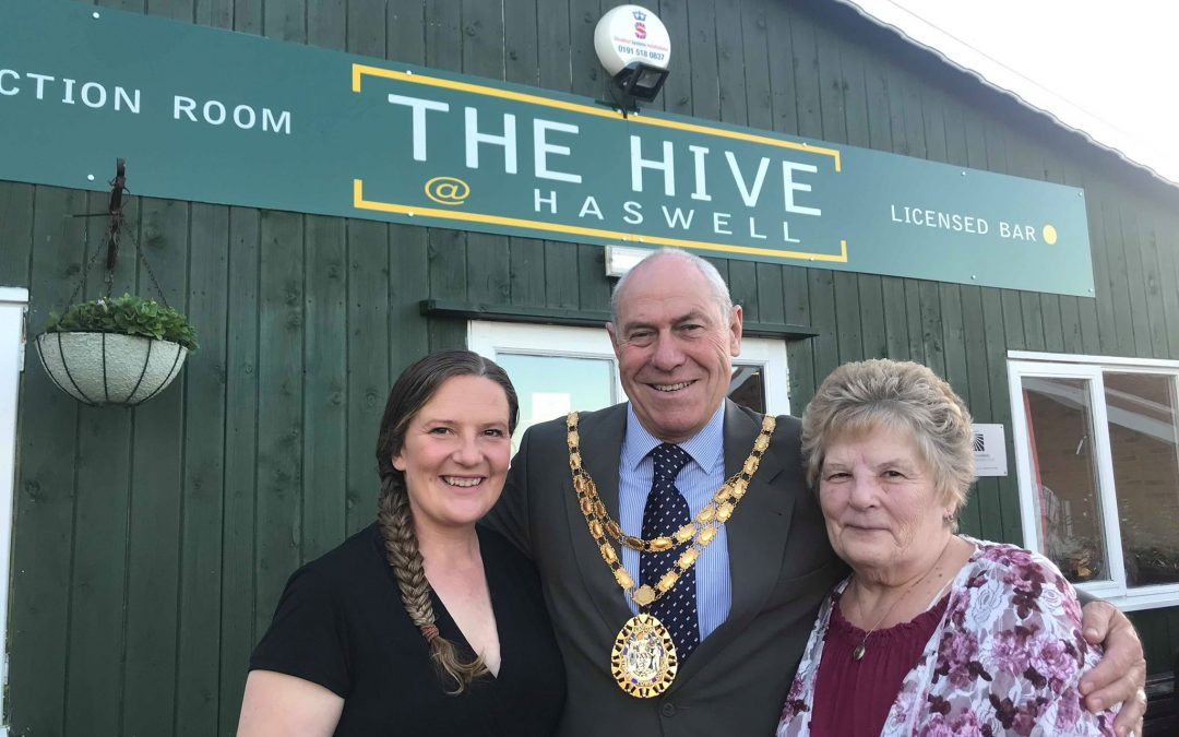 Charity hopes new function room is a hive of fundraising activity