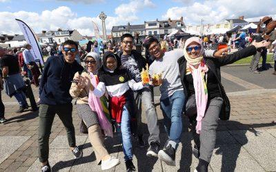 15,000 people head to inaugural Seaham Food Festival