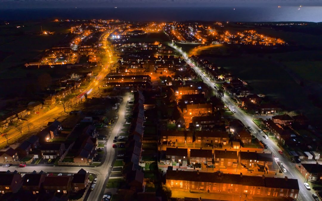 New street lighting across County Durham – including in Easington – could save over £24m