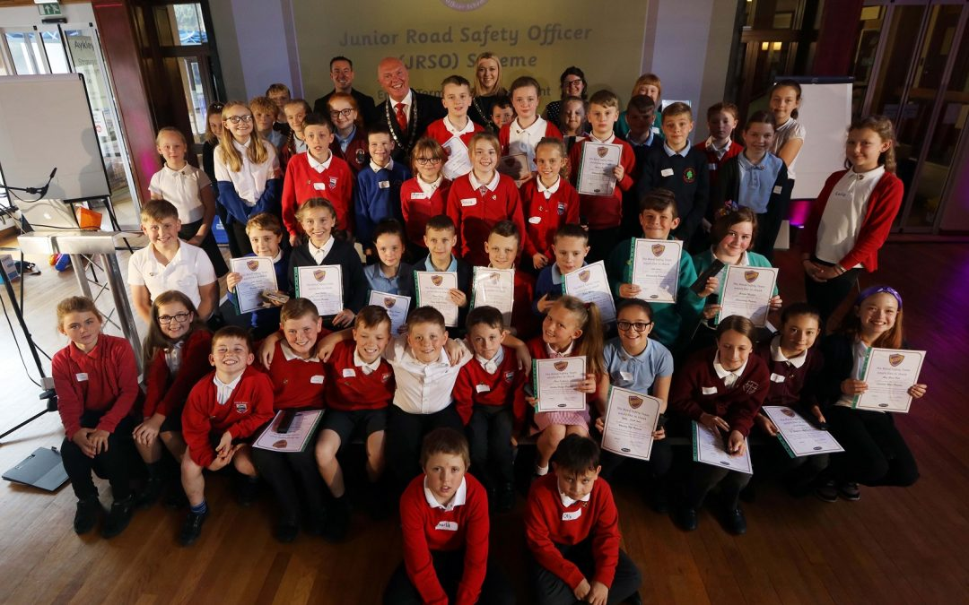 Wheatley Hill pupils deliver valuable road safety sonnets