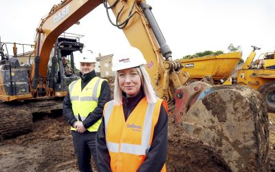 Work starts on 40 affordable houses in Peterlee