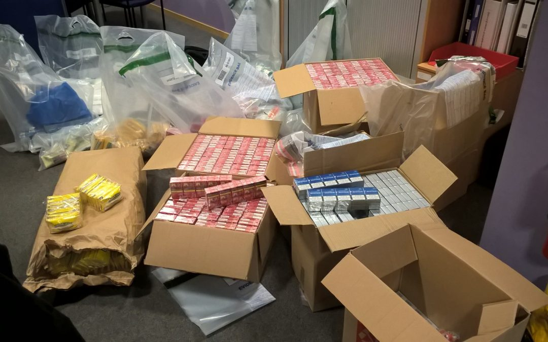 Blackhall man jailed for selling counterfeit cigarettes from his Seaham store