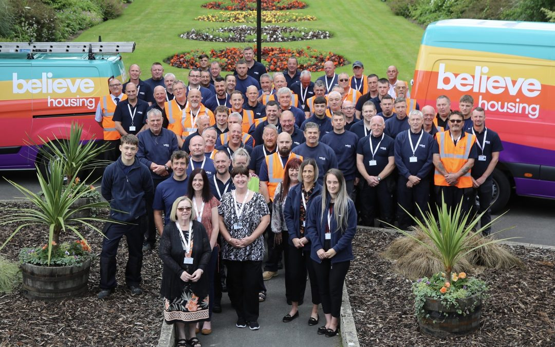 East Durham housing association completes repairs in-sourcing
