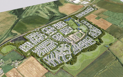 Major new housing and development scheme in Seaham given 'garden village' status