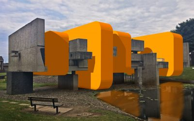 Peterlee's Apollo Pavilion to be transformed by celebrated local artist