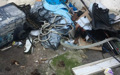 Horden resident one of seven prosecuted for failing to clear waste