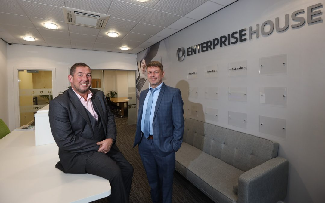 Business centre for new and growing SMEs to open in Seaham next month