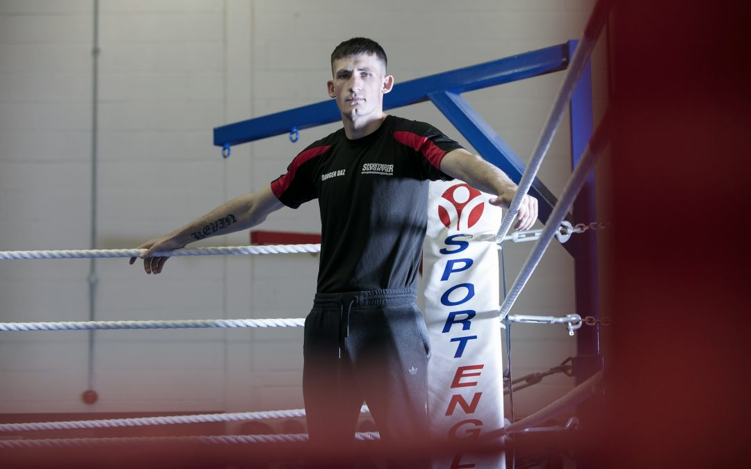 Peterlee boxer prepares to square up in prestigious competition