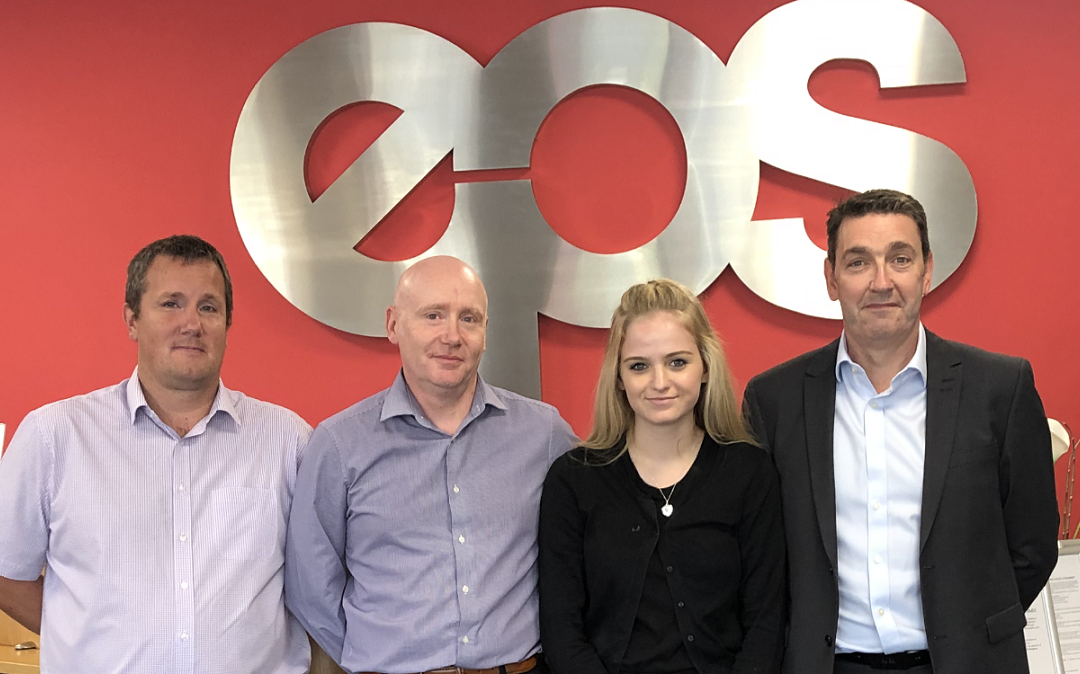 Growth for Peterlee based print and packaging company