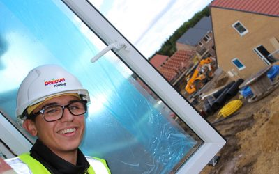 Housing association believes in young talent as it invests in even more apprentices