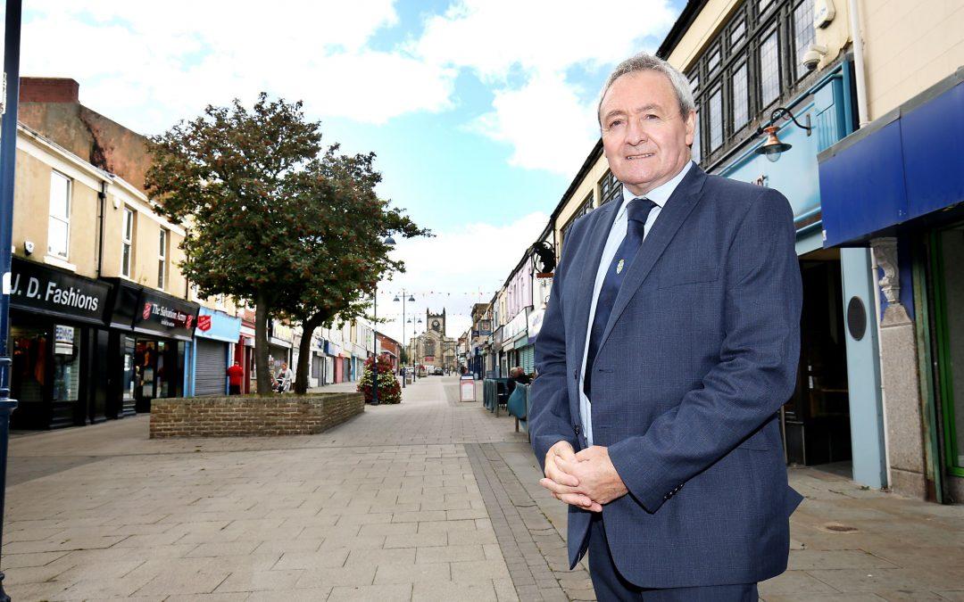 Works starts on £2.25m regeneration scheme in Seaham