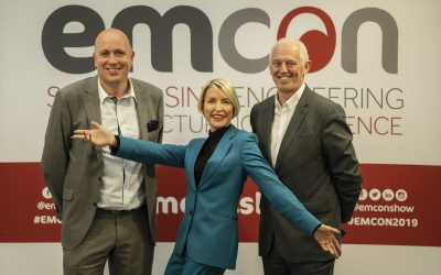 Record numbers attend manufacturing expo as Heather Mills gives keynote speech