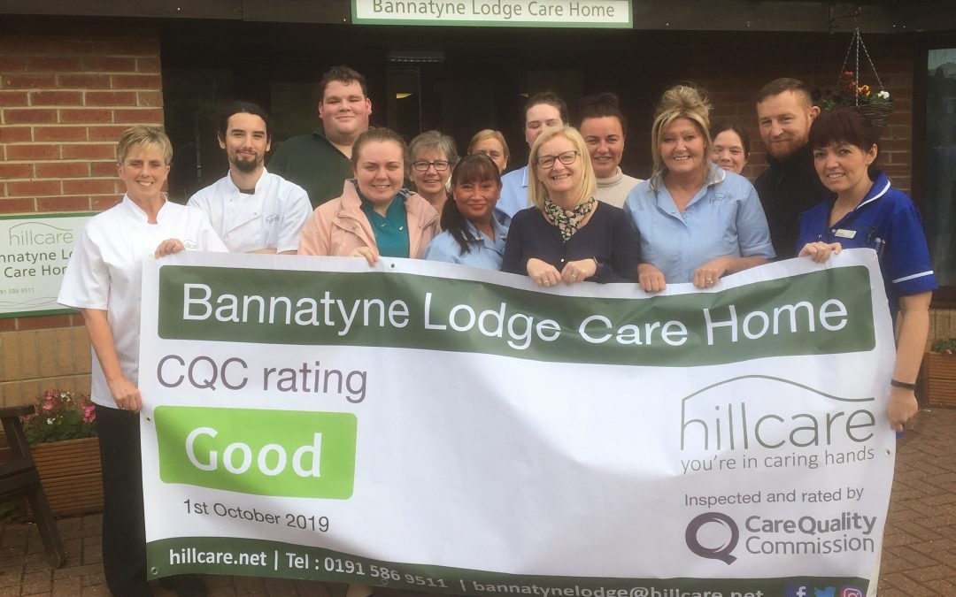 Praise for Peterlee care home following independent inspection