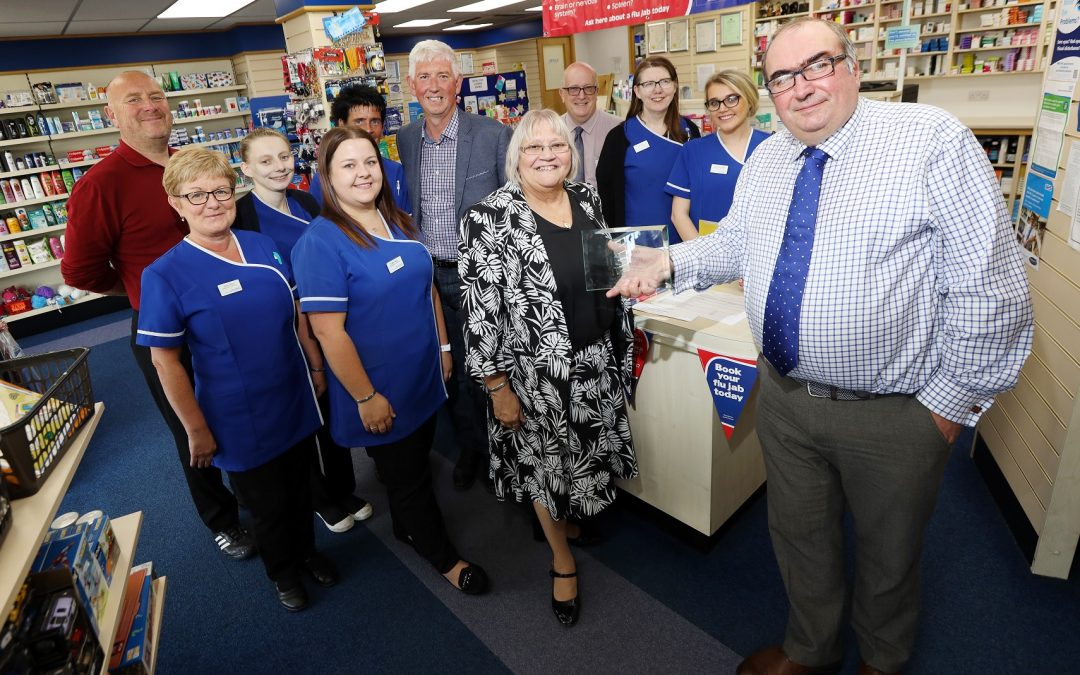 Campaign launched to raise awareness of the advice available from community pharmacies