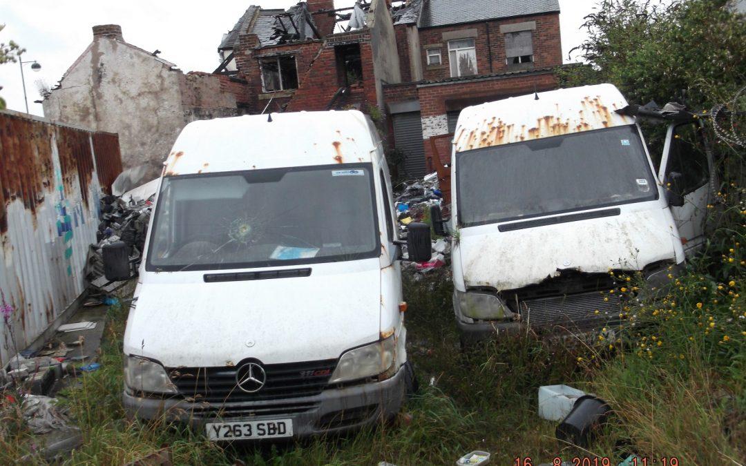 Demolition of eyesore Seaham building starts