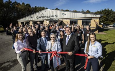 Seaham business centre for new and growing SMEs officially opens