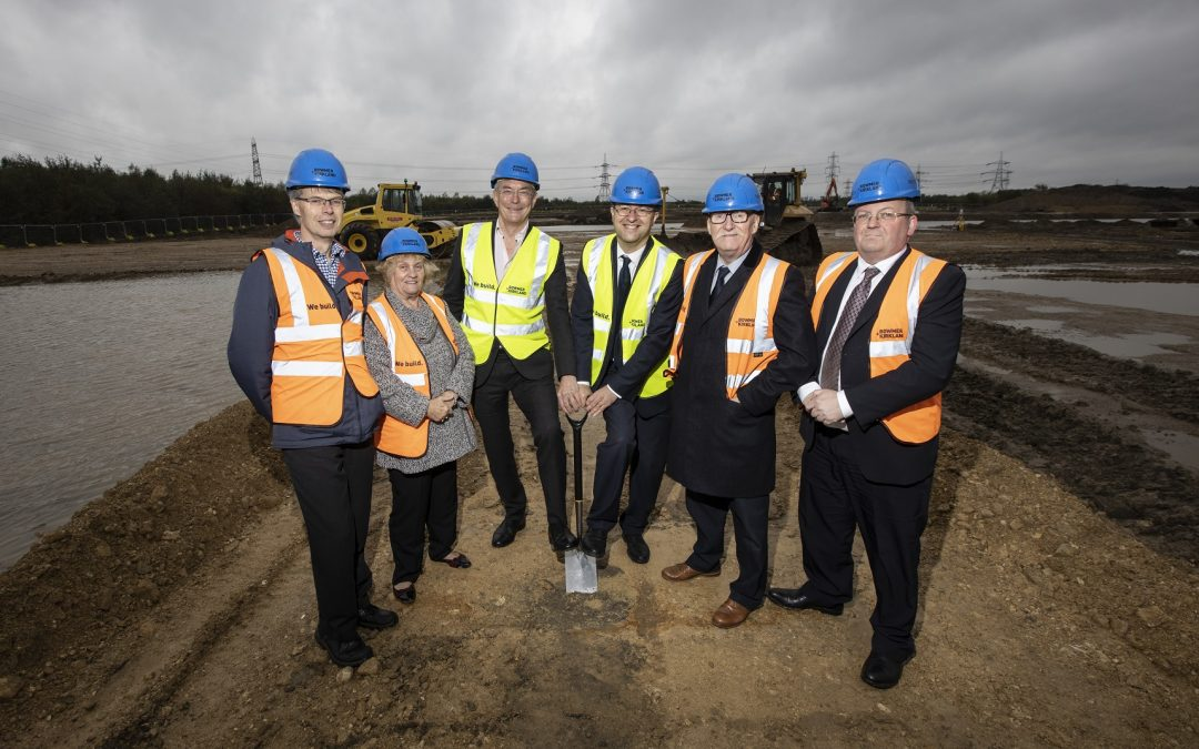 First tenant announced for East Durham business park