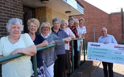 Housing group supports initiative to tackle loneliness in remote communities