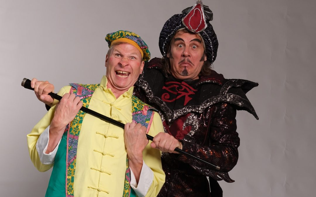 For the love of panto…Gala Theatre's festive production of Aladdin begins