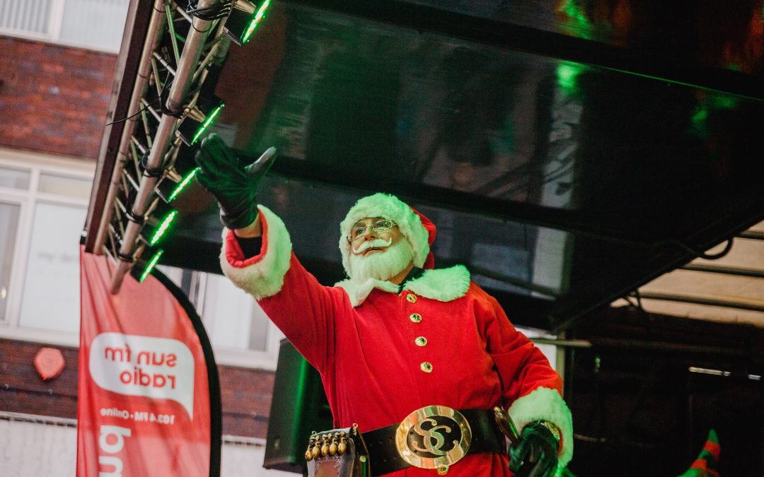 Ho ho ho as Peterlee shopping centre gears up for Christmas parade