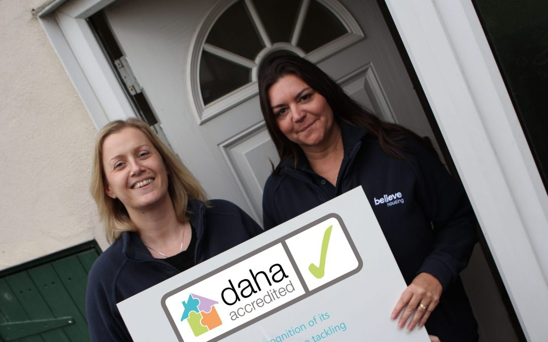 Housing association extends support to victims of domestic abuse